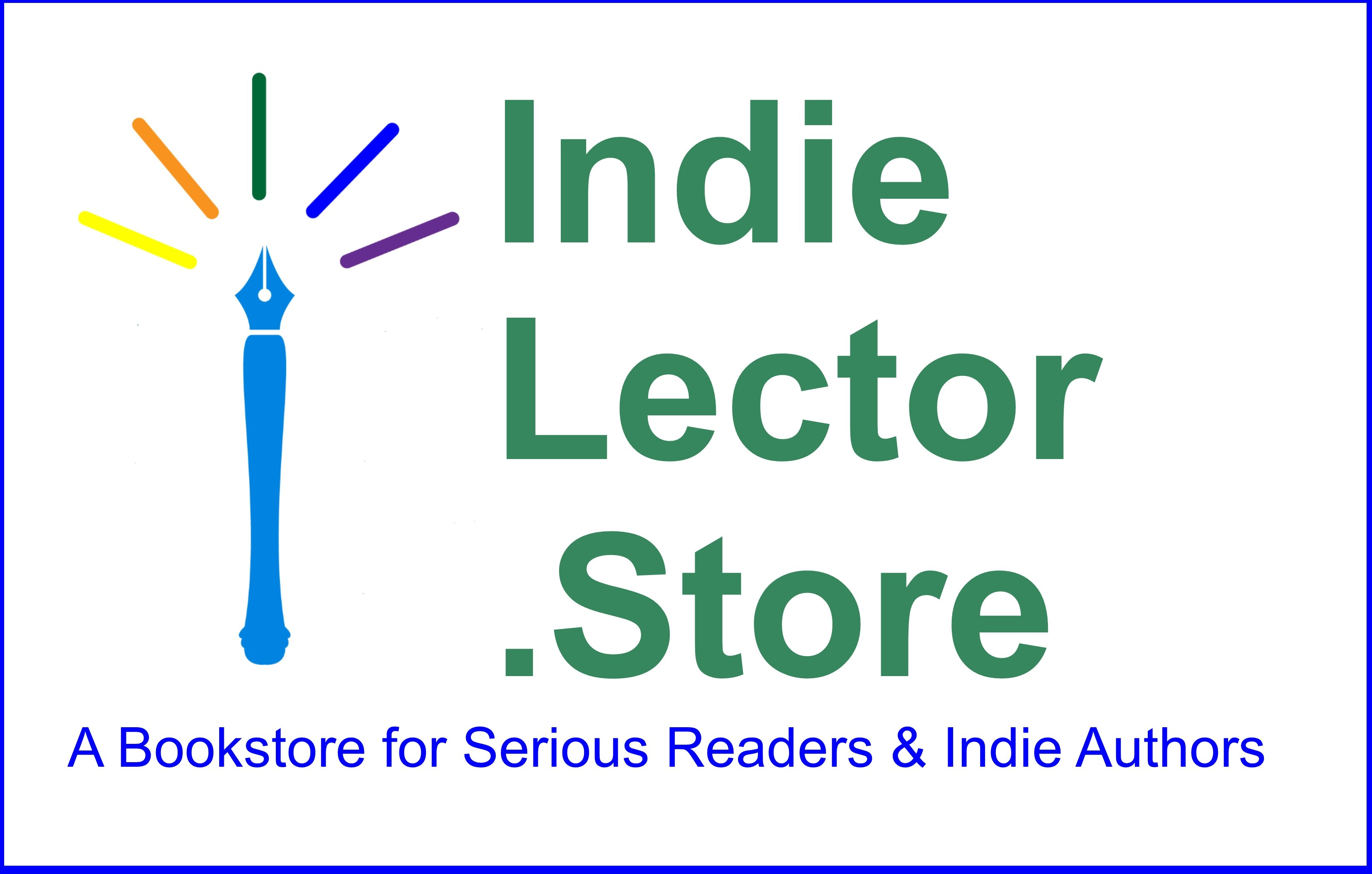 Logo-Indie Lector Bookstore